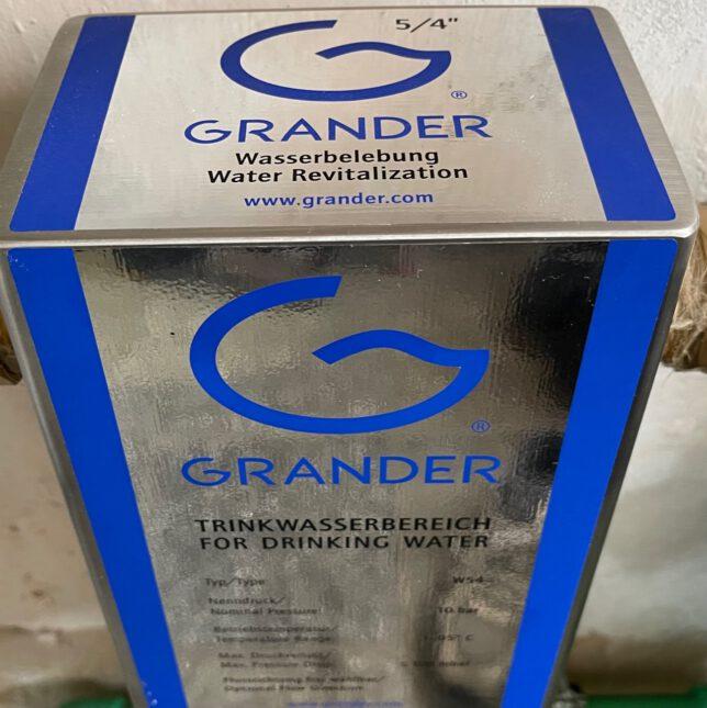 GRANDER® Wasserbelebungsgerät